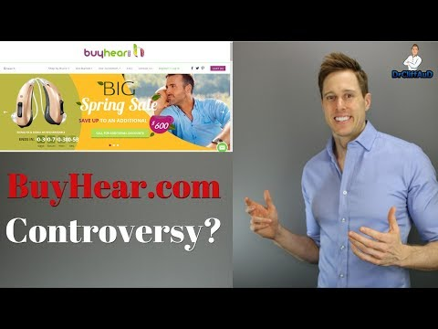 BuyHear.com | Name Brand Online Hearing Aid Controversy?