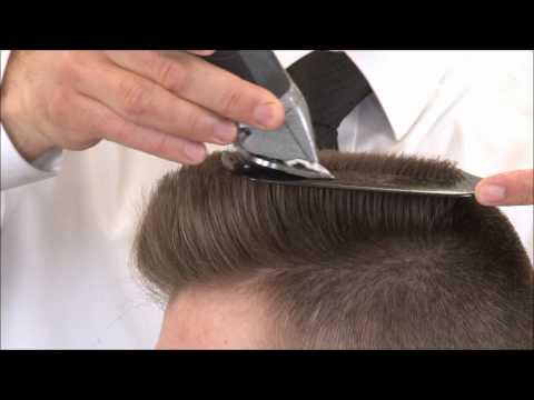How To Cut A Flattop – Rockabilly Flattop – Part 4