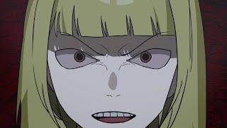 True Creepy Girl Horror Story Animated