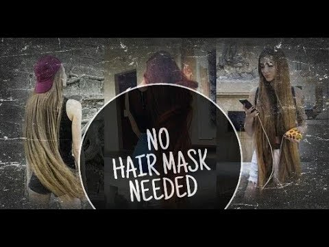 How To Get Long & Thick Hair | NO HAIR MASK NEEDED