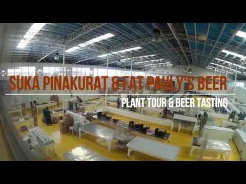 Suka Pinakurat Plant & Fat Pauly's Brewery Tour