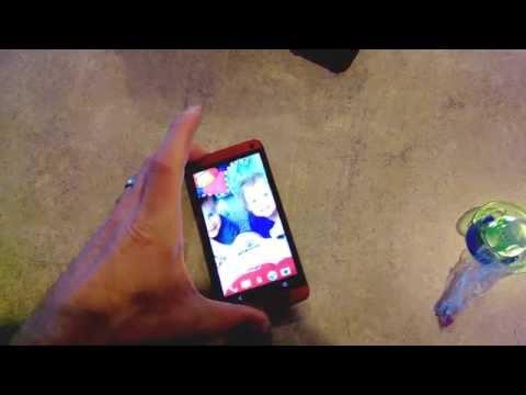 HTC One Constant Vibration