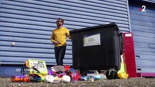 Le scandale des produits neufs jetés à la poubelle - Tout compte fait