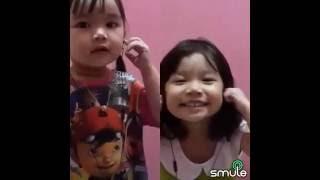 Smule - Duet Budak Kecil yang Comel