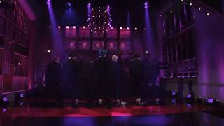 Download BTS SNL Boy with love performance + Lizzo Juice audio Video