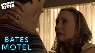 The Truth About Norman's Father | Bates Motel | SceneScreen