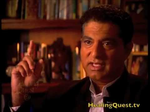 Healing Quest: Deepak Chopra on Releasing Toxic Emotions