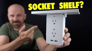 Socket Shelf Comparison: As Seen on TV vs Amazon!