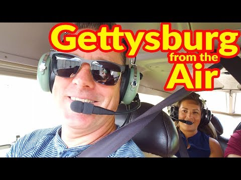 Full Time RV Living | Leaving DC & A Bird's Eye View of Gettysburg | S2 EP086