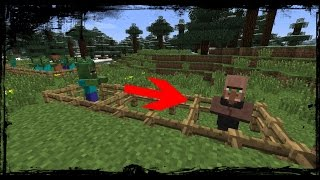 Minecraft How To Cure A Zombie Villager 19 Ready