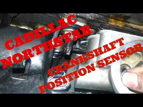 Northstar Cadillac Deville Crankshaft Sensors