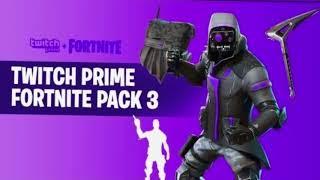 fortnite twich prime skin