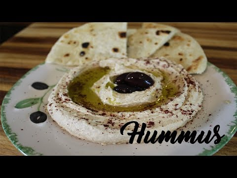 Hummus- Smooth and Creamy!!