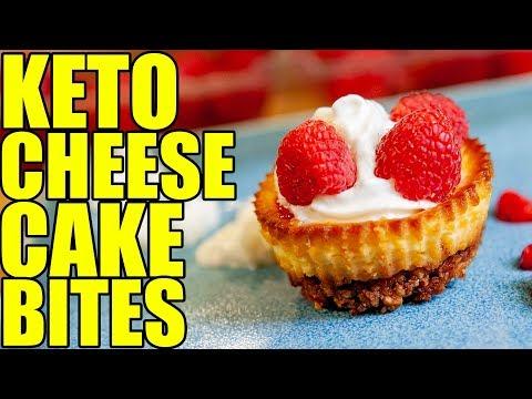 Keto Cheese Cake! Easy Keto Dessert!