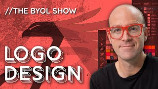 How to Design a Logo for Beginners   BYOL Show EP1
