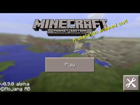 [NON-JAILBREAK] How to get a Custom Map in Minecraft Pocket Edition {0.9.5 UPDATED}