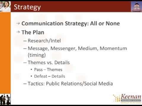 When Crisis Hits -- Effective Communication Planning
