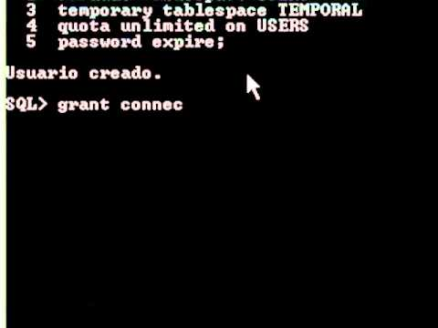 Oracle - Password expire
