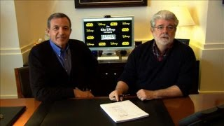 Download George Lucas Discusses Selling Lucasfilm to Disney, Plus New 'Star Wars' Movies Video