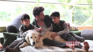 HELLO! goes behind the scenes with The Roshan's