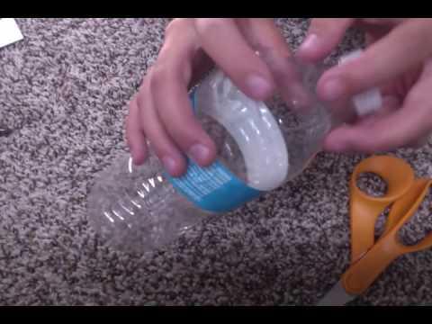 DIY water bottle popsocket!