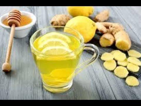 HONEY, LEMON AND GINGER TEA RECIPE IN HINDI | हनी, लेमन और जिंजर चाय केसे बनाए | HOW IMMUNE BOOST