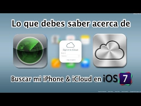 Lo que debes saber acerca de Find my iPhone, iCloud & iOS 7 activation lock.