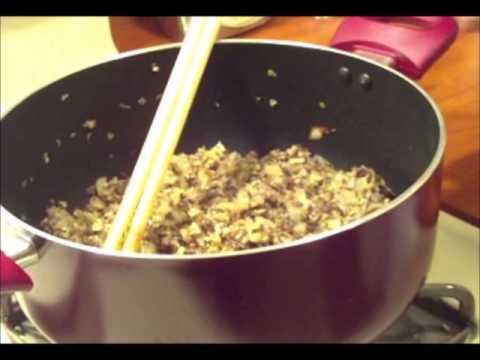 Banh Cuon Chay English Subtitle-Vietnamese Vegetarian  Flat Rice Flour Cake
