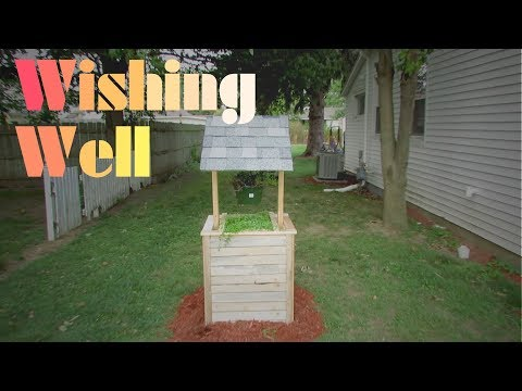 How To Make A Wishing Well