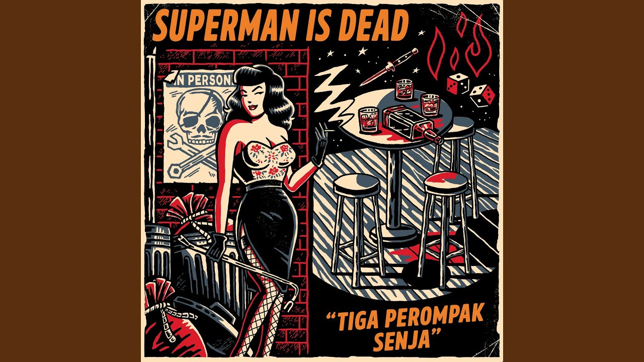 Superman Is Dead - Aku Persepsi
