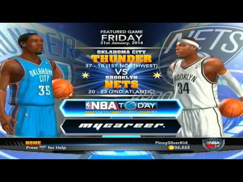 NBA 2k14 Locker Code For Free MyPlayer Shoe
