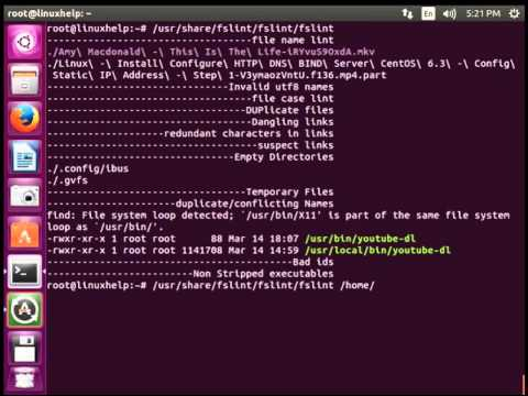 How to search and delete Duplicate/Unwanted Files in Linux Using FSlint Tool