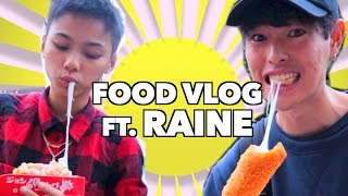 Download 【AWESOME】KOREAN FOOD TOUR WITH RAINE!!!【レインくん】 Video