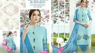 Alok Suit || Rangoon Design Salwar Suit ||