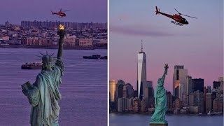 See Doomed Helicopter Take Flight Moments Before Crashing in NYC River
