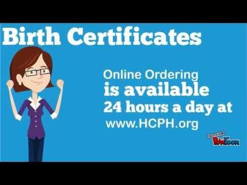 Birth Certificates for Back to School in Ohio