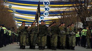 Kosovo celebrates 10 years of independence from Serbia