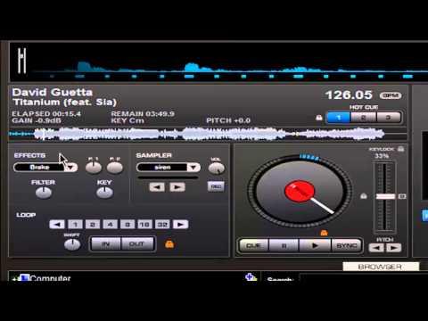 Virtual DJ Training by Rony [Chapter 1: Basics Learning]