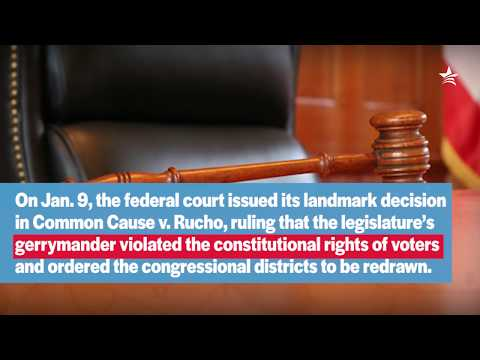 Common Cause v. Rucho decision is game-changer in fight to end gerrymandering