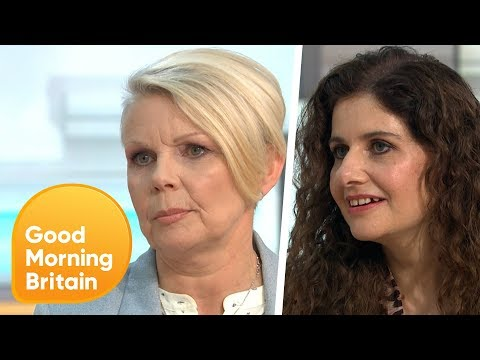 Should Parents Ask Their Babies For Consent Before Changing Their Nappies?   Good Morning Britain
