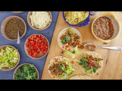 Laila Ali's Loaded Ground Turkey Tacos