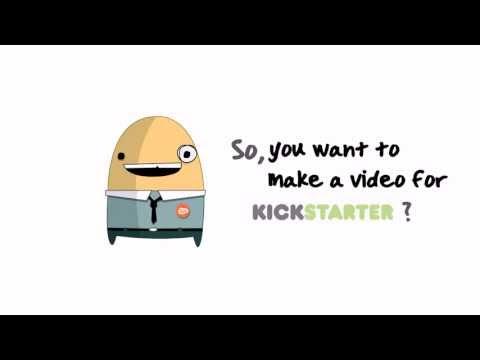 How to Make a Successful Kickstarter Video