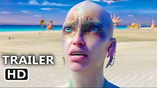 VALERIAN and the City of a Thousand Planets Trailer # 2 (2017) Sci-Fi Movie HD