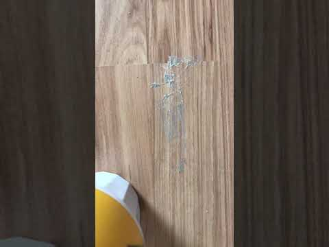 How to remove liquid nails from laminate flooring