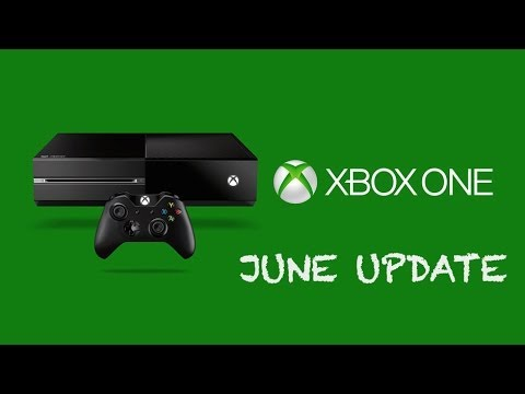 XBOX ONE JUNE UPDATE | Ext HDD | Real Name Sharing | SmartGlass
