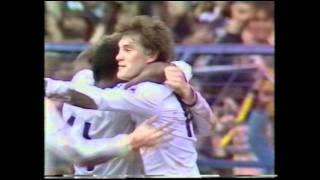 Tottenham v Aston Villa (FA Cup 5th Round 1982)