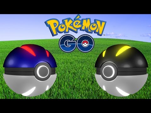 HOW TO GET GREAT AND ULTRA BALLS IN POKEMON GO!