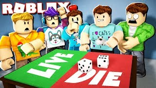 ROLL THE DICE TO DECIDE YOUR FATE IN ROBLOX!