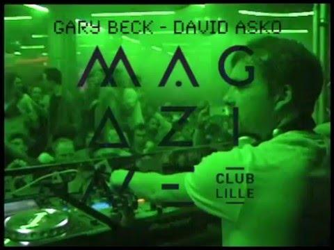 Gary Beck & David Asko - Magazine Club - 30.04.16