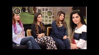 Good Morning Pakistan - Nazia Malik & Ayaz Samoo - Top Pakistani show